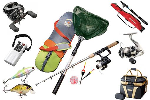 お勧め釣り道具